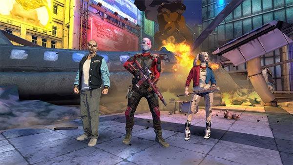 Escuadrón Suicida, ya disponible gratis el juego de la película