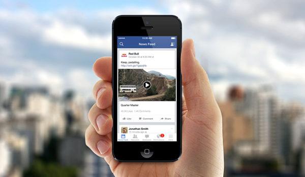 facebook video perfil