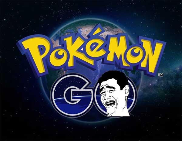 Los mejores memes de Pokémon GO