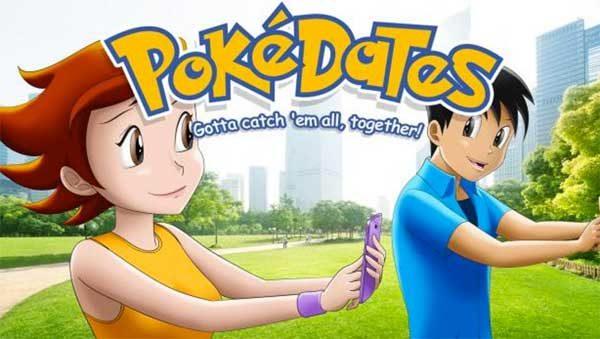 Pokedates, encuentra tu pareja perfecta para jugar a Pokémon GO