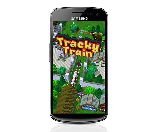 Tracky Train, construye vías de tren en este adictivo juego de habilidad