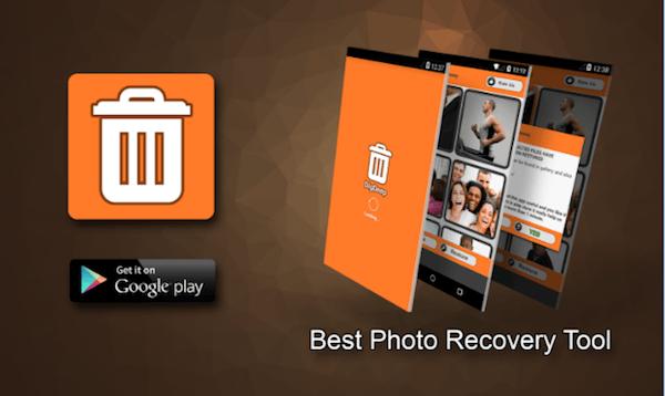 Cómo recuperar los fotos borradas con esta app gratis