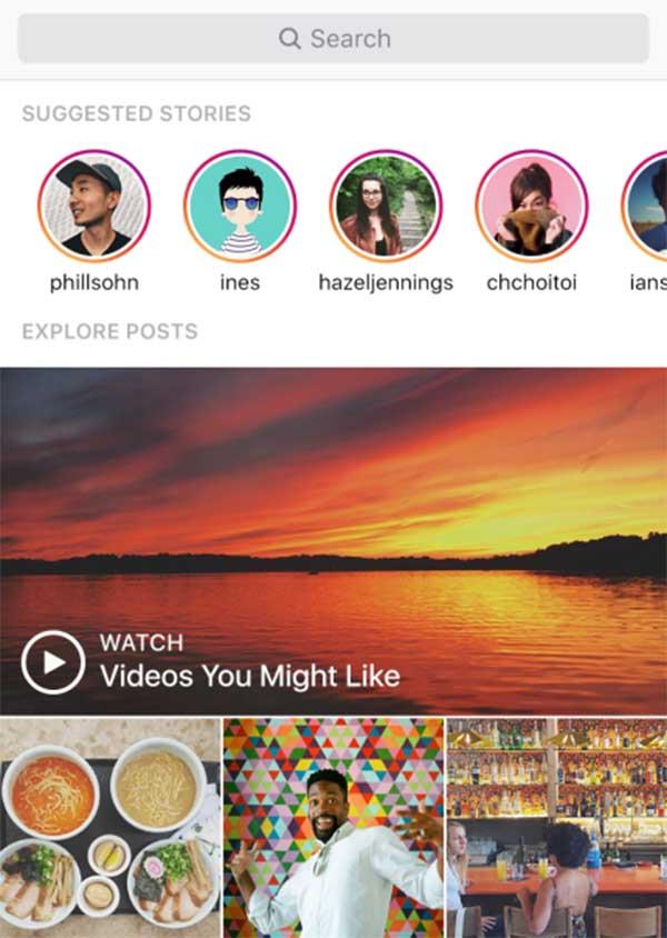 Cómo ocultar las Historias de Instagram de ciertos usuarios