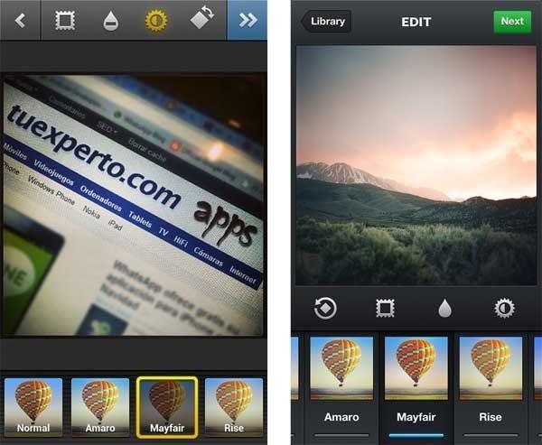 Edición Instagram