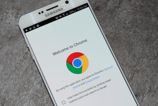 Así es la nueva función de descarga de webs de Chrome en Android