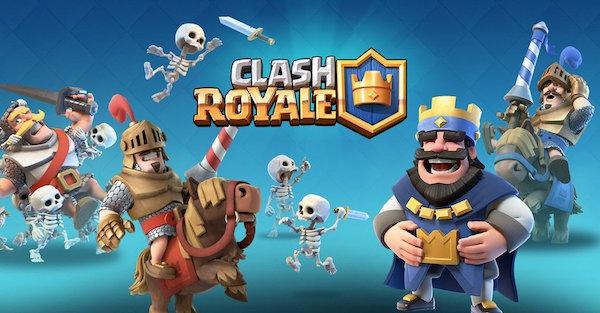 clash royale estrena arena