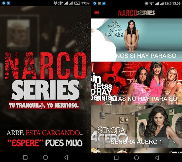 Narco Series, una app con series, música y noticias sobre Pablo Escobar