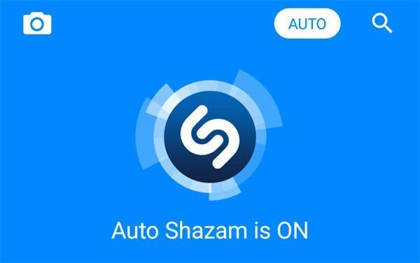 Shazam se actualiza con nuevos accesos directos
