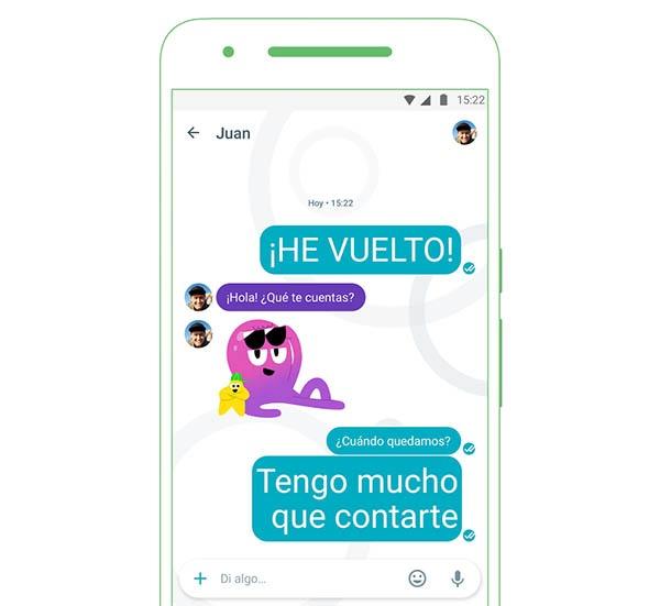 Allo, el WhatsApp de Google, ya disponible para descargar