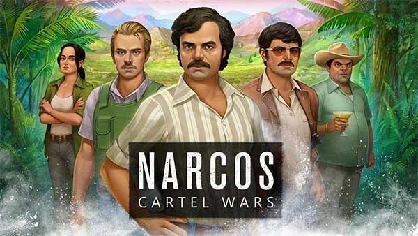 Narcos, de Netflix, ya tiene su propio juego para móviles