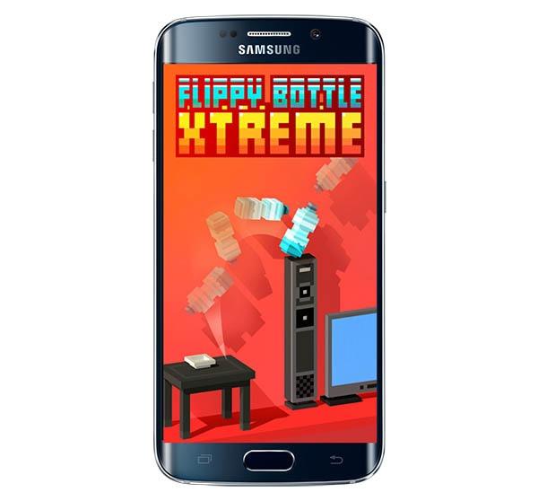 Flippy Bottle Extreme, el juego de la botella conquista el móvil