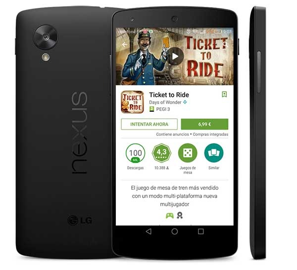 Google Play ya permite probar las apps antes de pagar por ellas