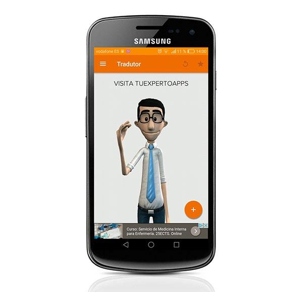 Hand Talk, la app para traducir a lengua de signos