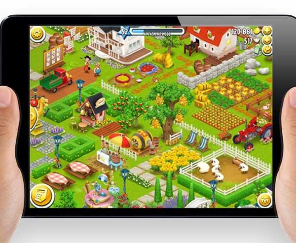 4 juegos para crear tu propia granja