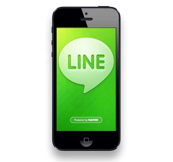 LINE incluye nuevas características de Snapchat