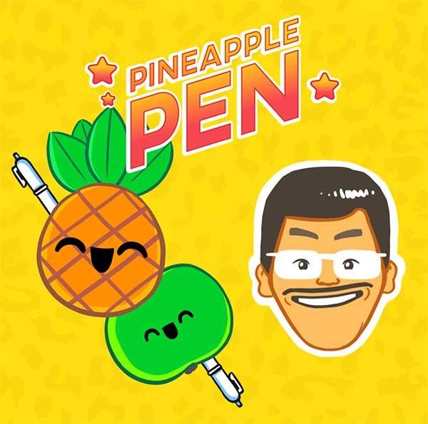 Pineapple Pen, el juego del vídeo viral PPAP