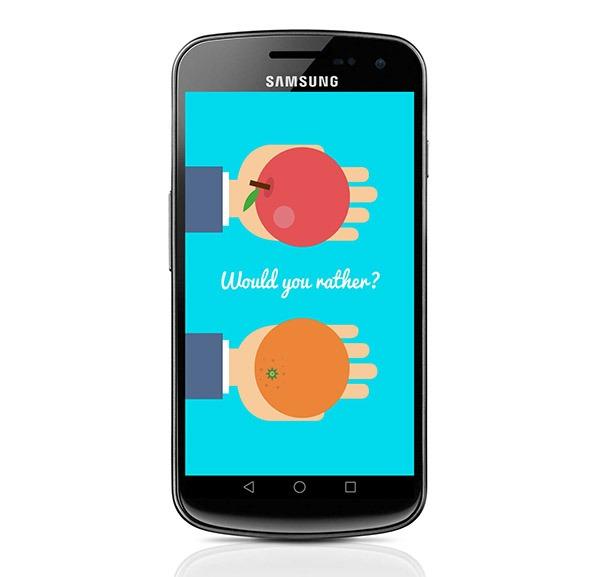 ¿Qué prefieres?, el juego de preguntas para cotillear los gustos de tus amigos