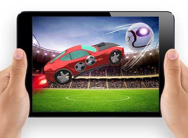 Super RocketBall, la versión para móviles del juego Rocket League