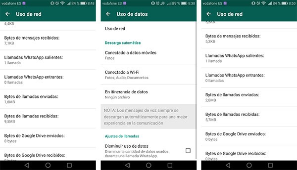 whatsapp videollamadas beta