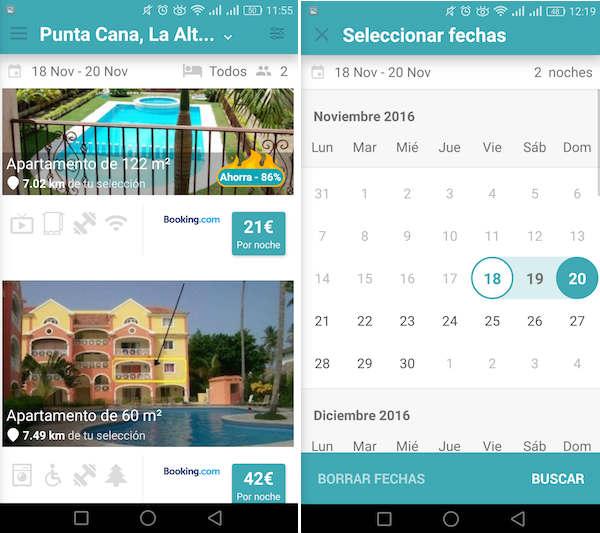 Hundredrooms app para comparar casas y apartamentos de - App para disenar casas ...