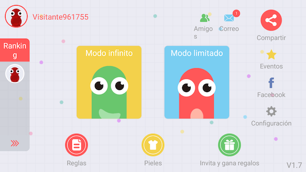 Snake Off, vuelve el juego de la serpiente a tu Android