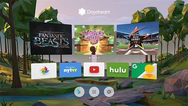 Daydream, ya disponible la app para las gafas de realidad virtual de Google