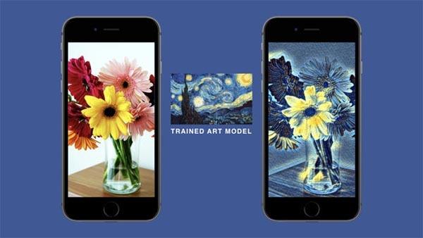 Cómo transformar una retransmisión de Facebook Live en arte