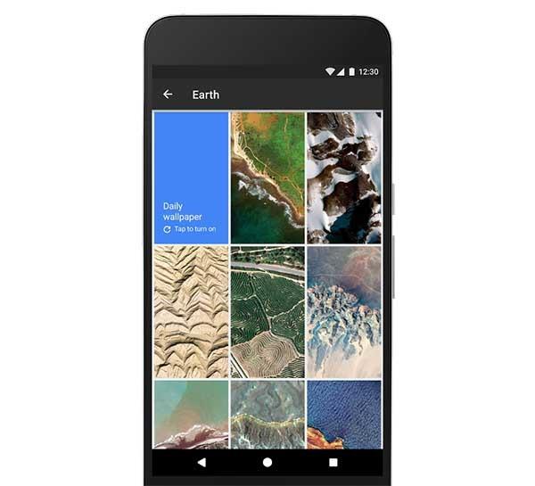 Pon un fondo de pantalla nuevo cada día en tu móvil con esta aplicación
