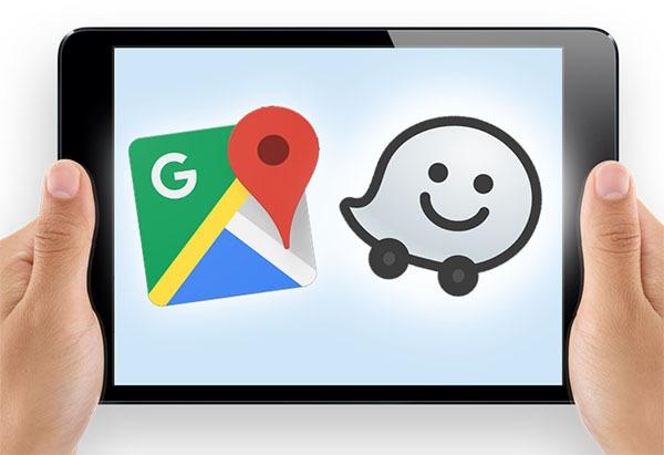Waze o Google Maps, ¿cuál es el mejor navegador?