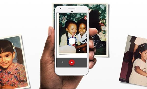 Google Photoscan, la app para escanear tu viejas fotos con el móvil