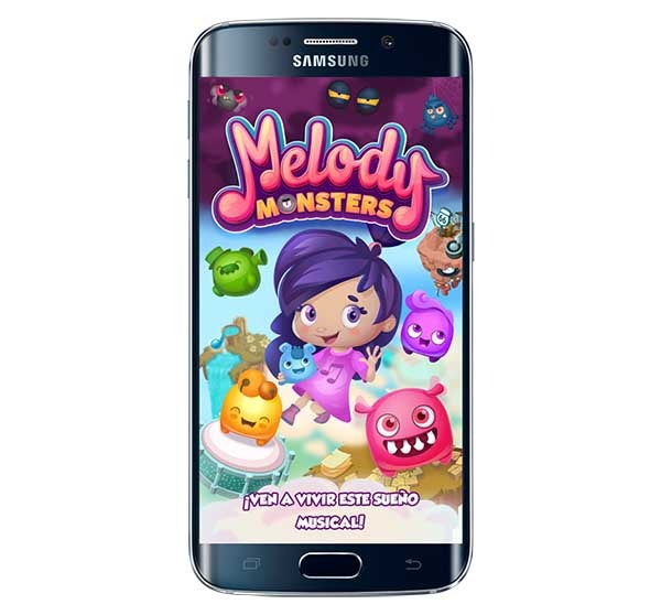 Melody Monsters, el nuevo juego al estilo Candy Crush del creador de Apalabrados