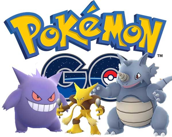 Pokémon GO modifica los PC de estos Pokémon