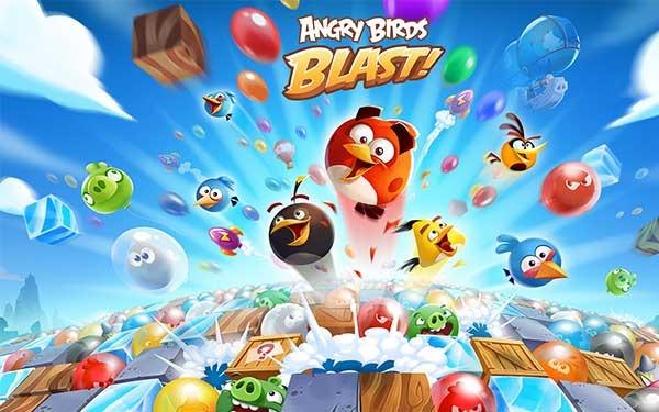 Angry Birds Blast, cuando los Angry Birds juegan a Candy Crush Saga