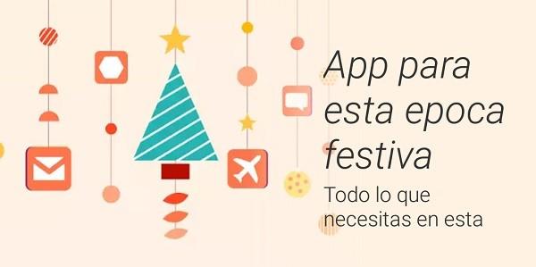 Las mejores apps para organizar una navidad perfecta