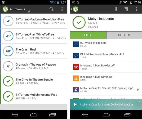 apps torrents utorrent