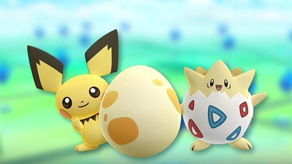 Estos son los nuevos Pokémon bebés de Pokémon GO