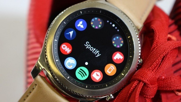 Ya disponible Spotify para el Samsung Gear S3 y S2