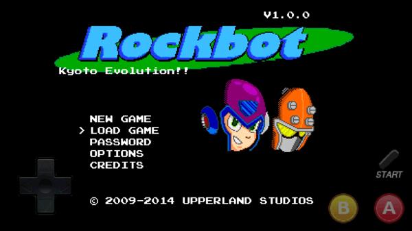 Si no puedes esperar a que llegue Mega Man, prueba Rockbot