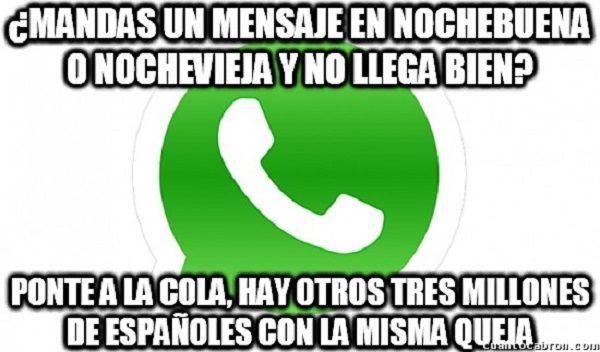 Los memes más divertidos para enviar por WhatsApp en Nochevieja