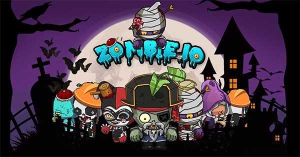 Zombie.io, cuando los zombies toman Slither.io