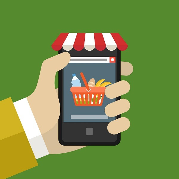 5 apps de tiendas online para comprar desde el m vil for Compra de vajillas online