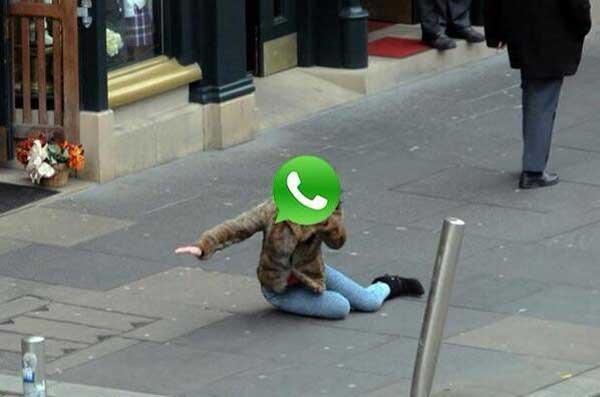 Soluciones caída whatsapp