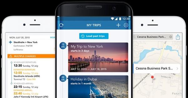 CheckMyTrip, la app para los más viajeros de avión