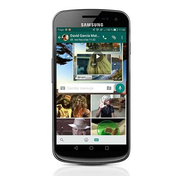 whatsapp buscador gif android