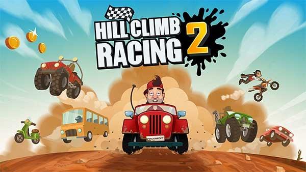 5 trucos para ser el mejor en Hill Climb Racing 2