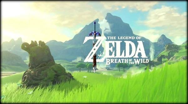 Todos los detalles sobre Zelda: Breath of the Wild