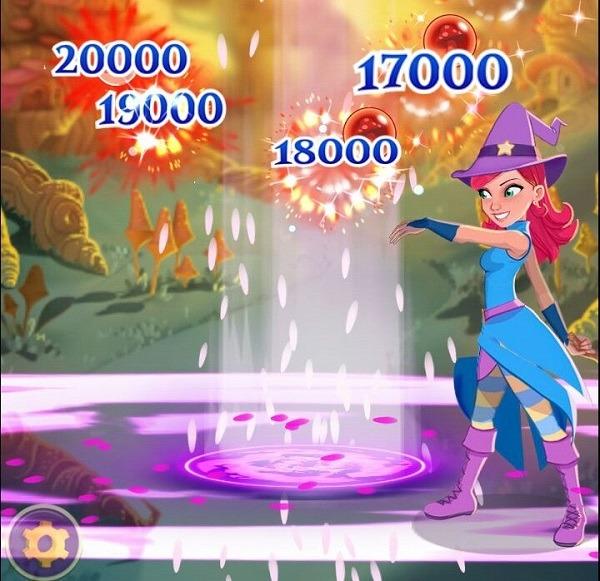 Llega Bubble Witch 3 Saga, lo nuevo de King