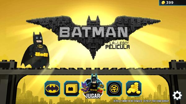 El juego de Lego Batman: La Película ya disponible para Android