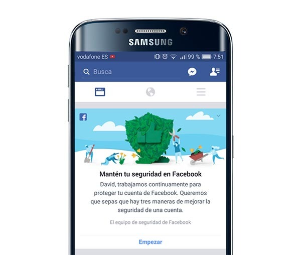 Cómo mejorar la seguridad de tu cuenta de Facebook
