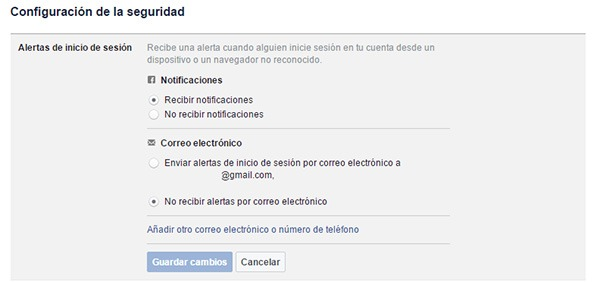 facebook notificaciones
